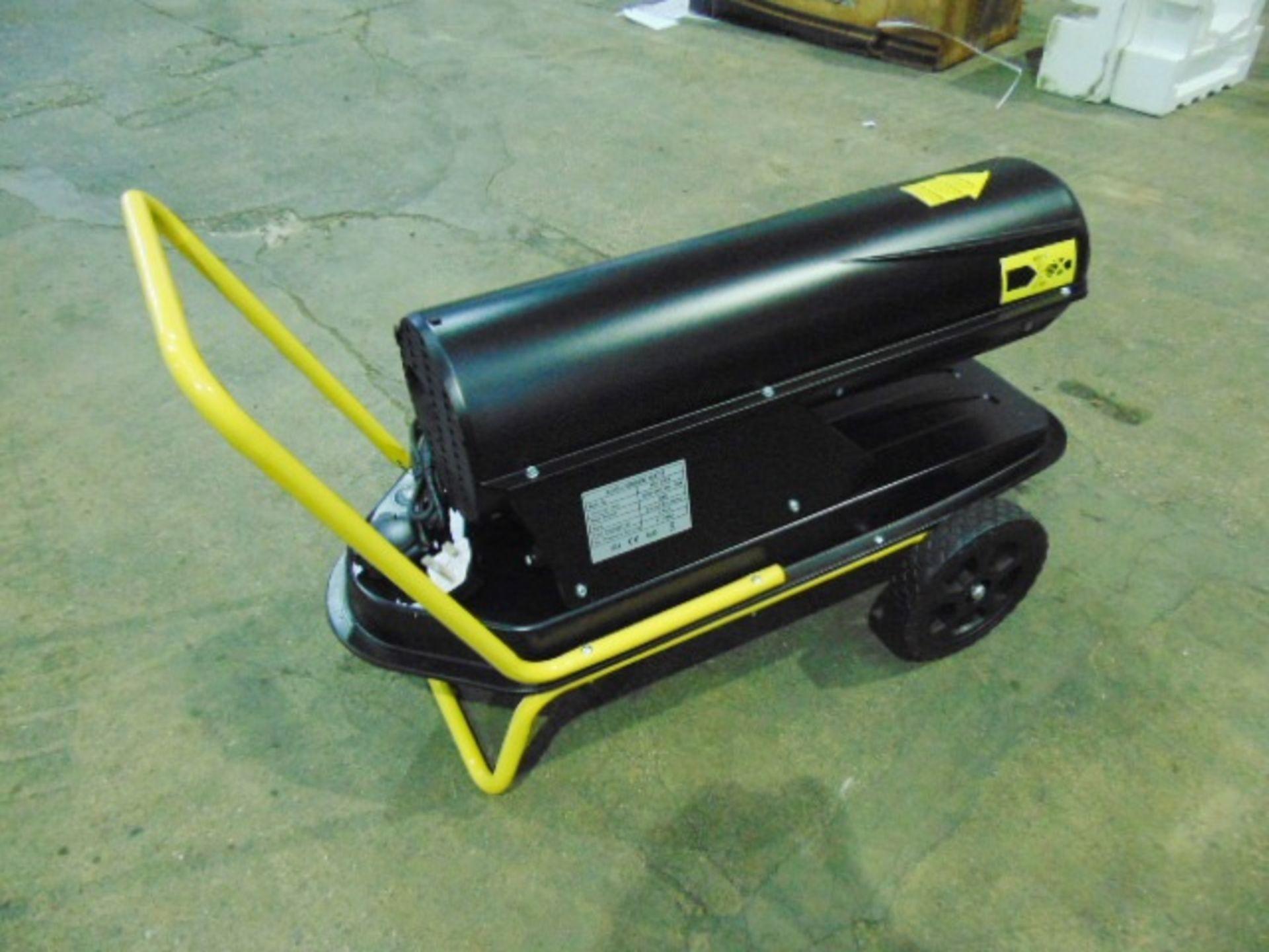 Lot 34 - ** BRAND NEW ** XDFT-20 Diesel Space Heater