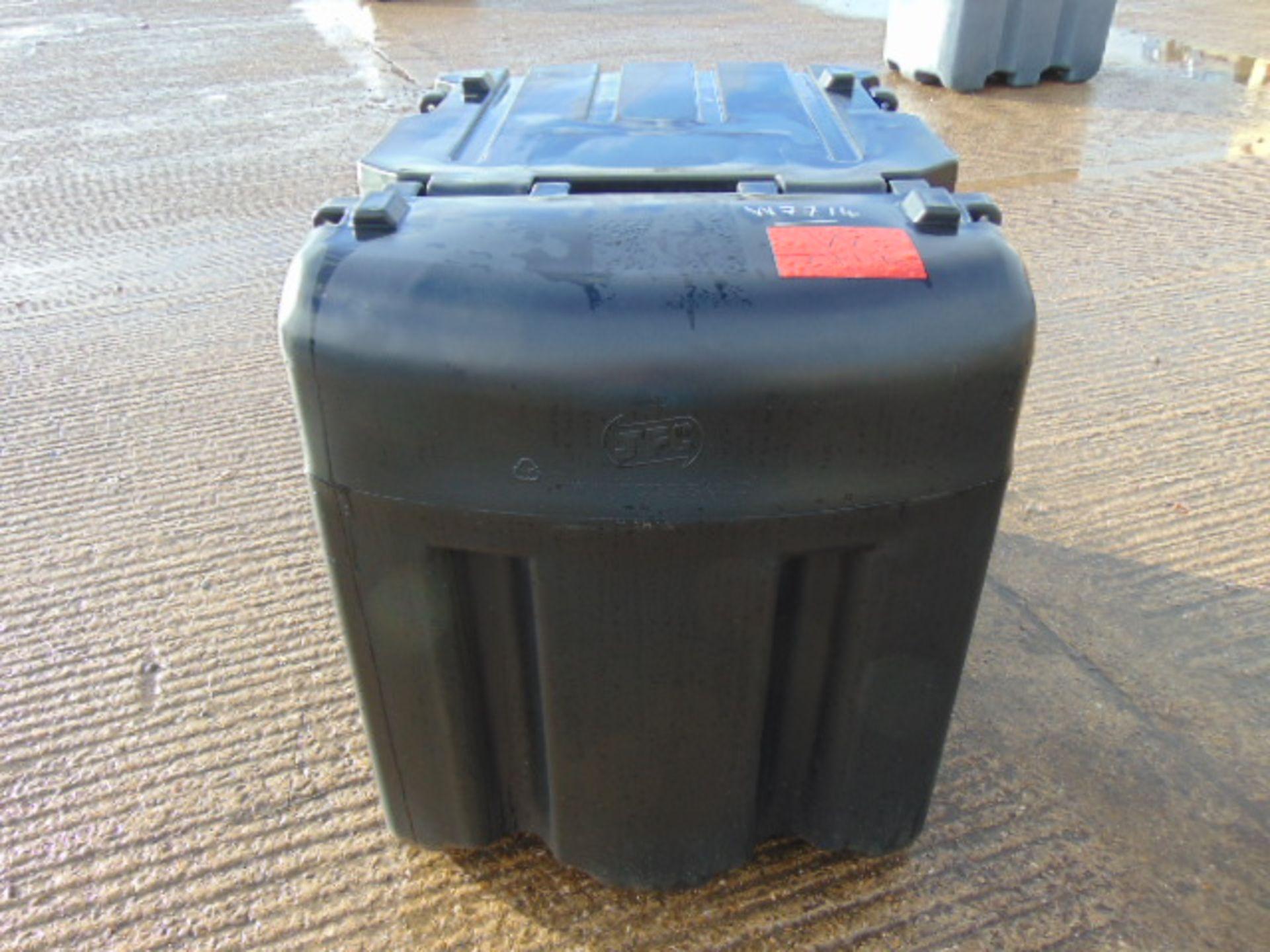 Lot 9 - JFC TT-600 600L Mobile Diesel Tank C/W 12v Fuel Pump, Nozzle, 4m Hose etc