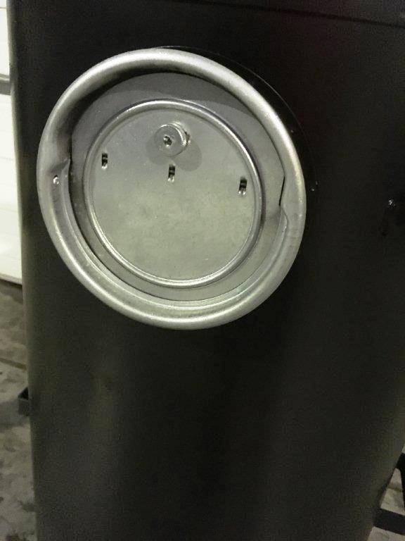 Lot 15 - Unissued Deville Campaign Multi-Fuel Heater