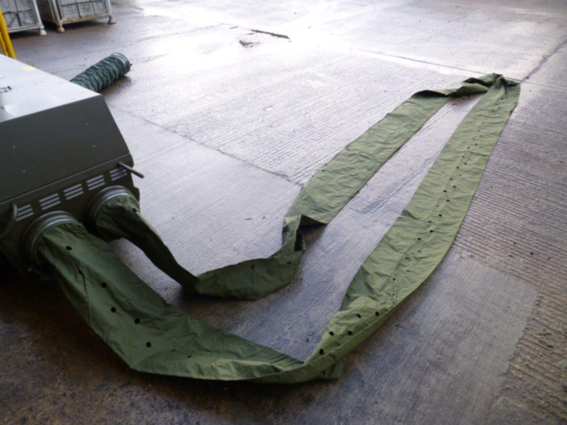 Lot 10 - Unissued Dantherm VAM 40 Workshop Heater