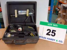 A SPECTROLINE TL10012 UV Leak Detection Kit