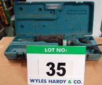 A MAKITA JR3050T Reciprocating Saw, 110V