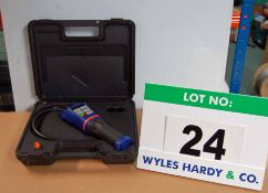 A TIF XP 1A Hand Held Refrigerant Leak Detection Wand (As Photographed)
