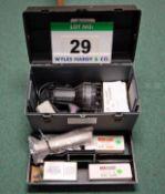 A SPECTROLINE Model BIB 150 P FB Ultra Violet Leak Testing Kit