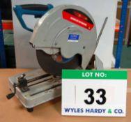A PREDATOR 355mm Cut-Off Saw, 110V