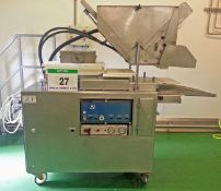 A CFS Mobile Forming Machine for Bhaji/Pakora/Spring Roll/Burgers (415V) with Various