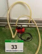 A CLARKE Electric Rotary Fat Pump (240V)