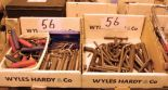 Lot 56 - Two Boxes of Allen Keys and T-Bar Hex Keys and Drift Punches (As Photographed)