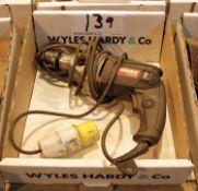 A METABO SE660 Volt Hammer Drill (110V)