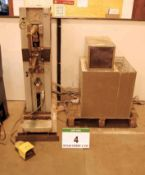 A D PEI POINT Puntatrici Type PBP126C2 25KVA Spot Welder, Serial No. 0109576 (2001) with 430mm