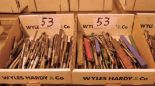 Lot 53 - Two Boxes of Tapered Shank Reamers