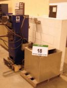 A BRITISH FEDERAL Type W/6 17KVA Spot Welding Machine, Machine No. 14645 Serial No. 28137 (1981),