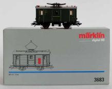 TRIEBWAGEN, Herst. Märklin/Göppingen, Spur H0, BR ET 194 Nr. 3683, Digital, orig. Karton, mit min.