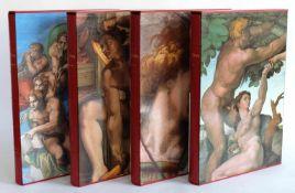 DER NEUE MICHELANGELO, Wiedergeburt der wahren Farben in der Sixtinischen Kapelle, Faksimile Verlag,