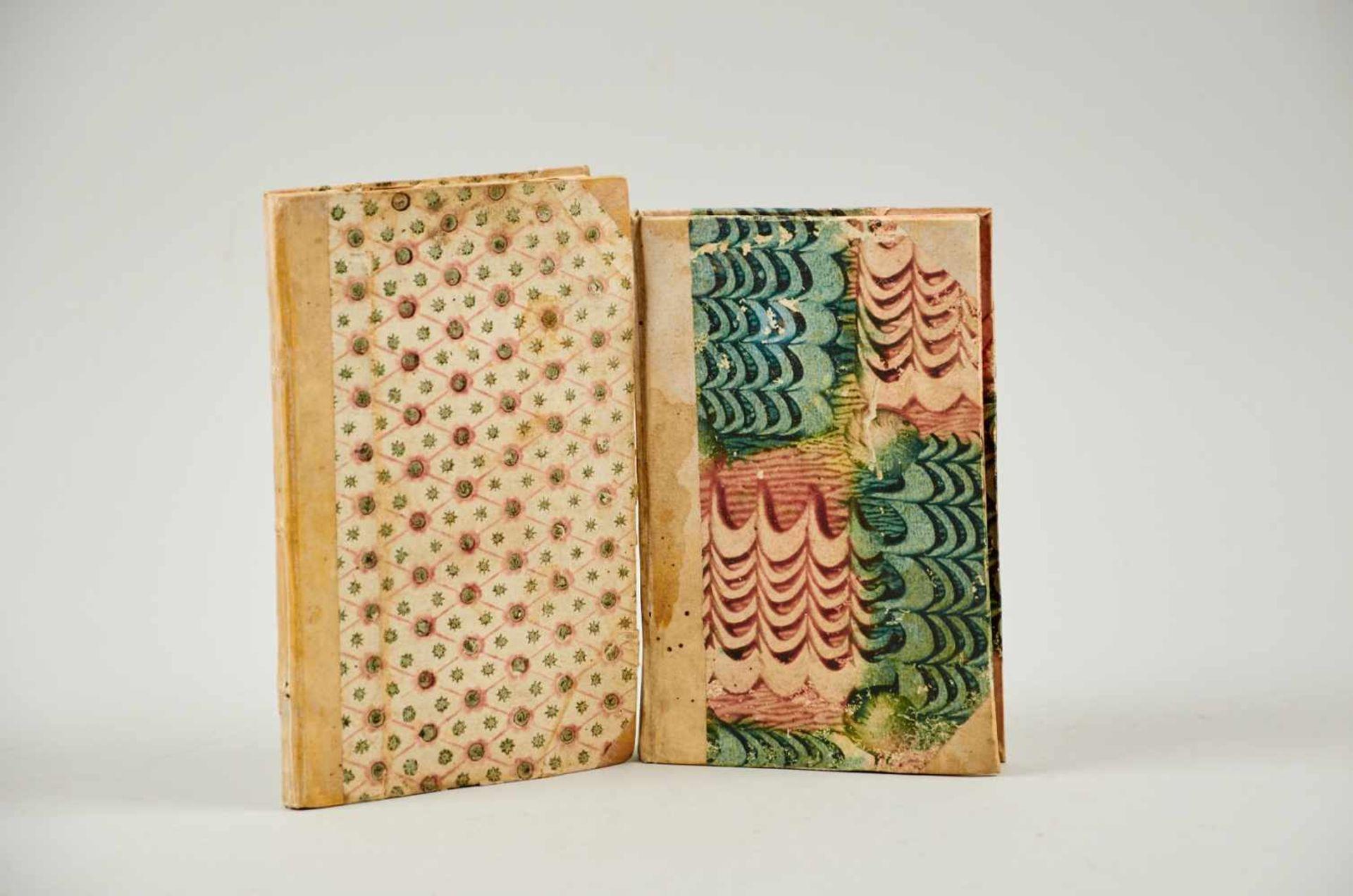 """""""Artzney Büchlin"""" Deutsche Handschrift auf Papier.Wohl Deutschland, dat. 1794. Mit"""