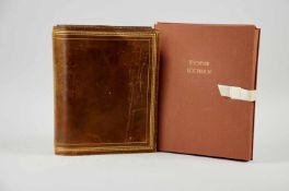 Cloeter- Sammlung von sechs meist nur fragmentarisch erhaltenenKochbüchern und einigen