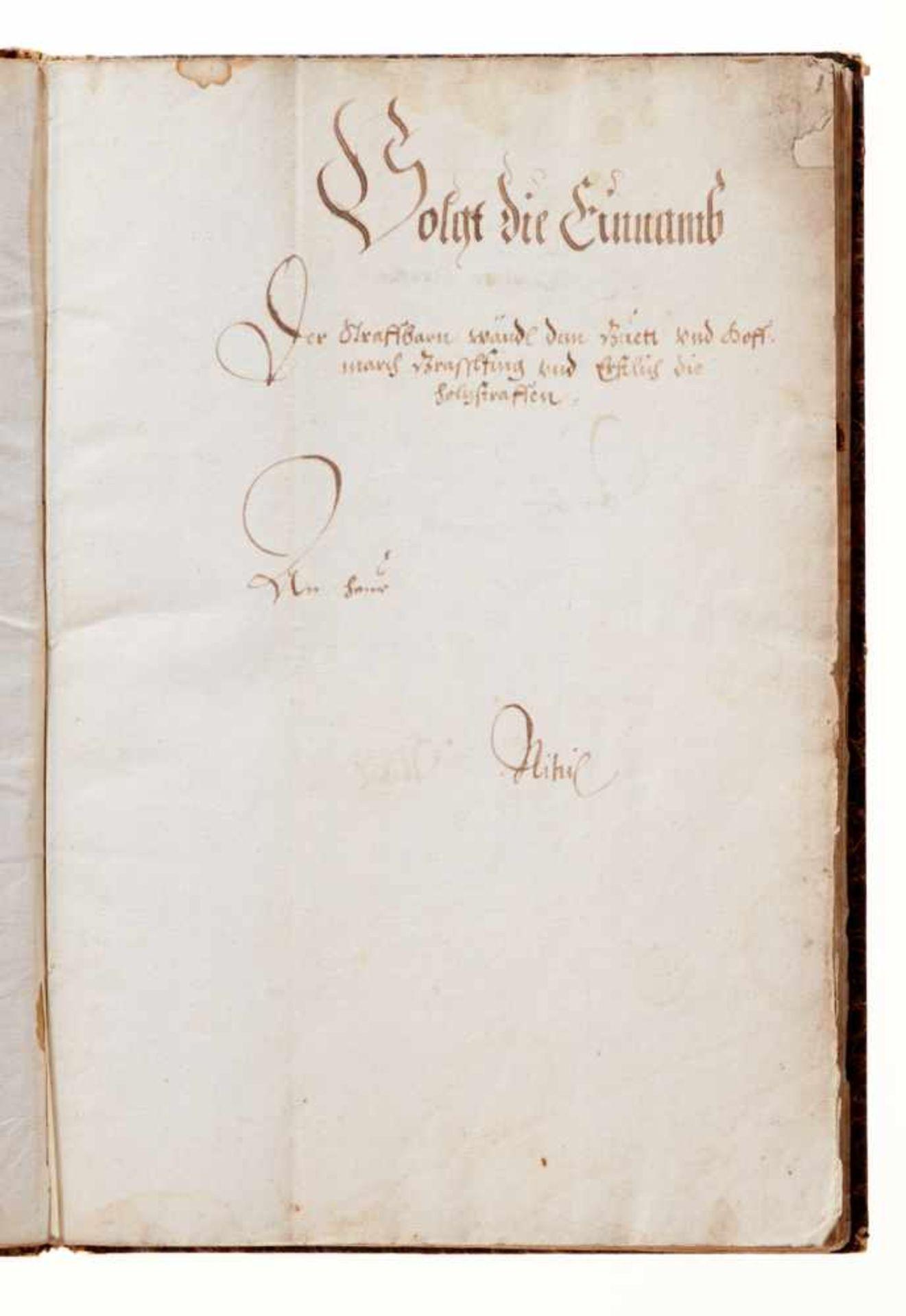 """Grasslfing- """"Hauß Rechnung"""". Deutsche Handschrift auf Papier.Dat. Graßlfing, 1. 5. 1640 - 30. 4. - Bild 3 aus 5"""