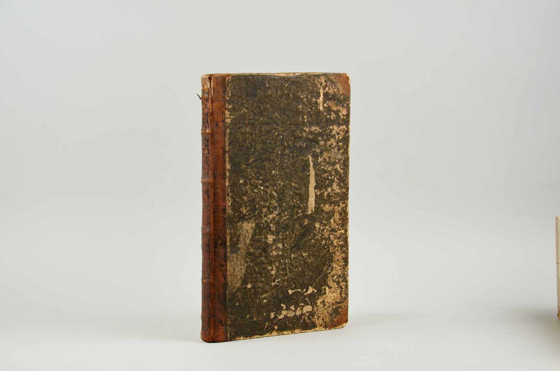 """Nürnberg- """"Leich-Cassa-Buch."""" Deutsche Handschrift auf Papier.Nürnberg, dat. 1784-1811, mit"""