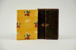 """Eckartshausen- Gebetbuch - Kunstvolle Abschrift des Andachtsbuches """"Gott istdie reinste Liebe"""" von"""