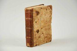 Kochbuch - Deutsche Handschrift auf Papier.Wohl Wien, Ende 18. Jhdt. 4°. Mit meist