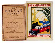 Balkan- Sammlung - Zus. ca. 100 Dokumente, Urkunden,Aktien, Briefe et cetera. Ende 18. Jhdt. - um