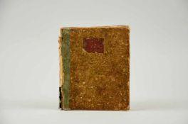 """Trugenhofen- """"Das Buch der Märckwurtigkeiten"""". Deutsche Handschrift auf Papier.Dat. Trugenhofen ("""