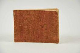Schreibmeisterbuch - Abschrift des seltenen, um 1713 inNürnberg bei Johann Christoph Weigel