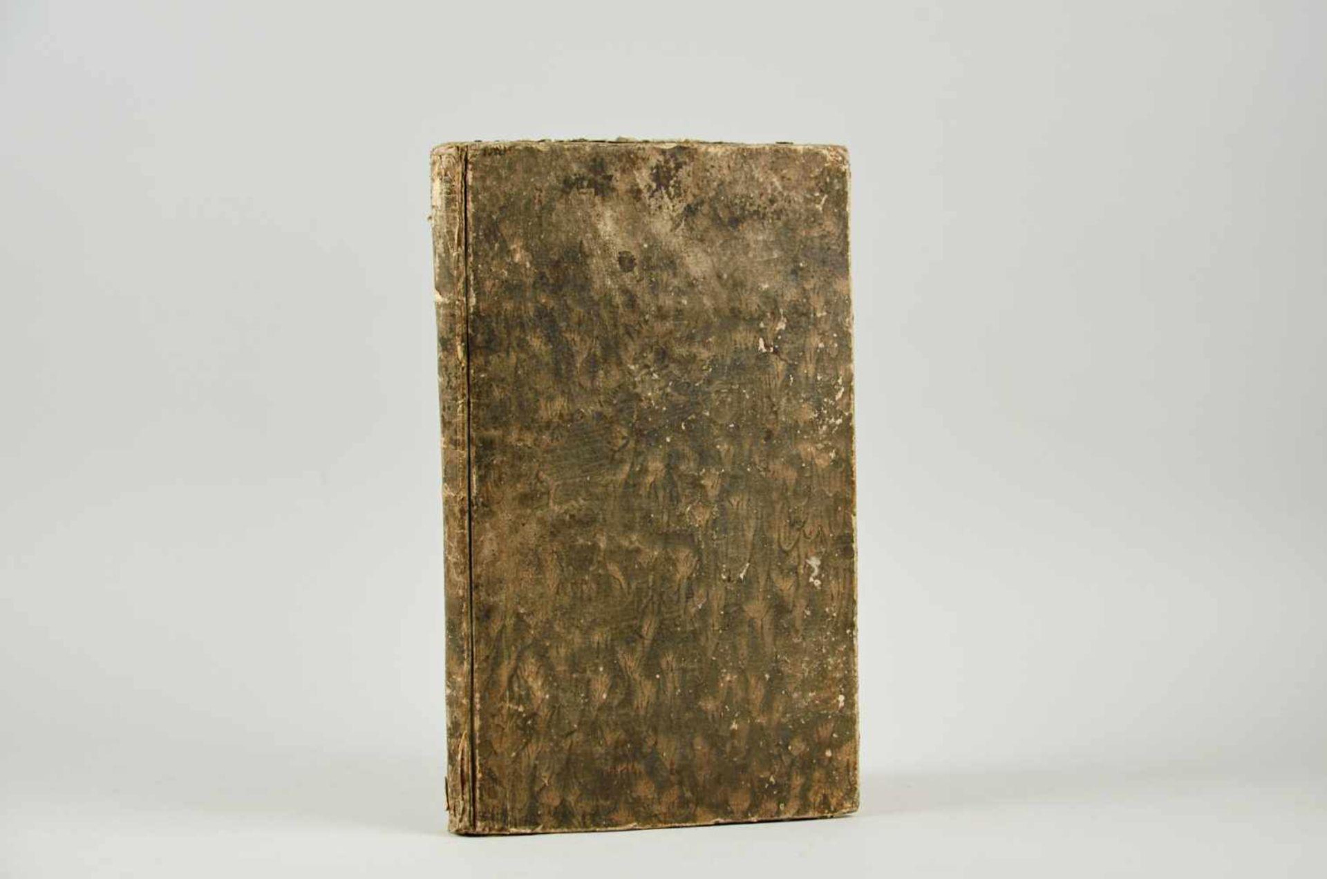 """Rese- """"Clavier Buch für I. Rese. Den 4 Junius 1798.""""Deutsche Handschrift auf Papier. Halberstadt?,"""