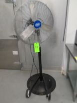 Lot 53 - GLOBAL PEDESTAL WAREHOUSE FAN