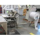 Atlanta Attachment Company VM1804P-NG-002 Ruffling Sewing Machine with Flotation Table 4' x 8'