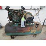 Champion HR10-12 Backup Compressor, 220V, SN:R60