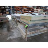 Conveyor Manual Feed Approximate Feet 7' X 30'