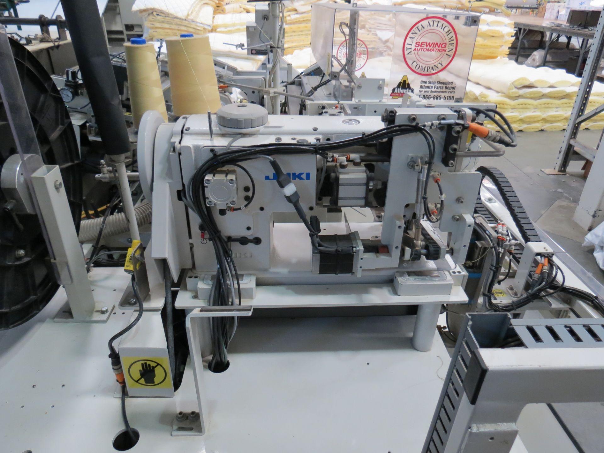 Atlanta Attachment Company, 4300BBorder/Attach Handles Sewing Machine, 220V, SN:209227071609, Juki - Image 5 of 11