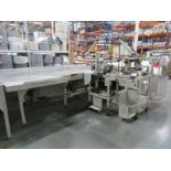 Atlanta Attachment Company VM1804P-NG-002 Gusset Sewing Machine with Flotation Table 8' x 13'