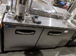 Lot 40 - Masterbilt Model MBPT67 Pizza Prep Table