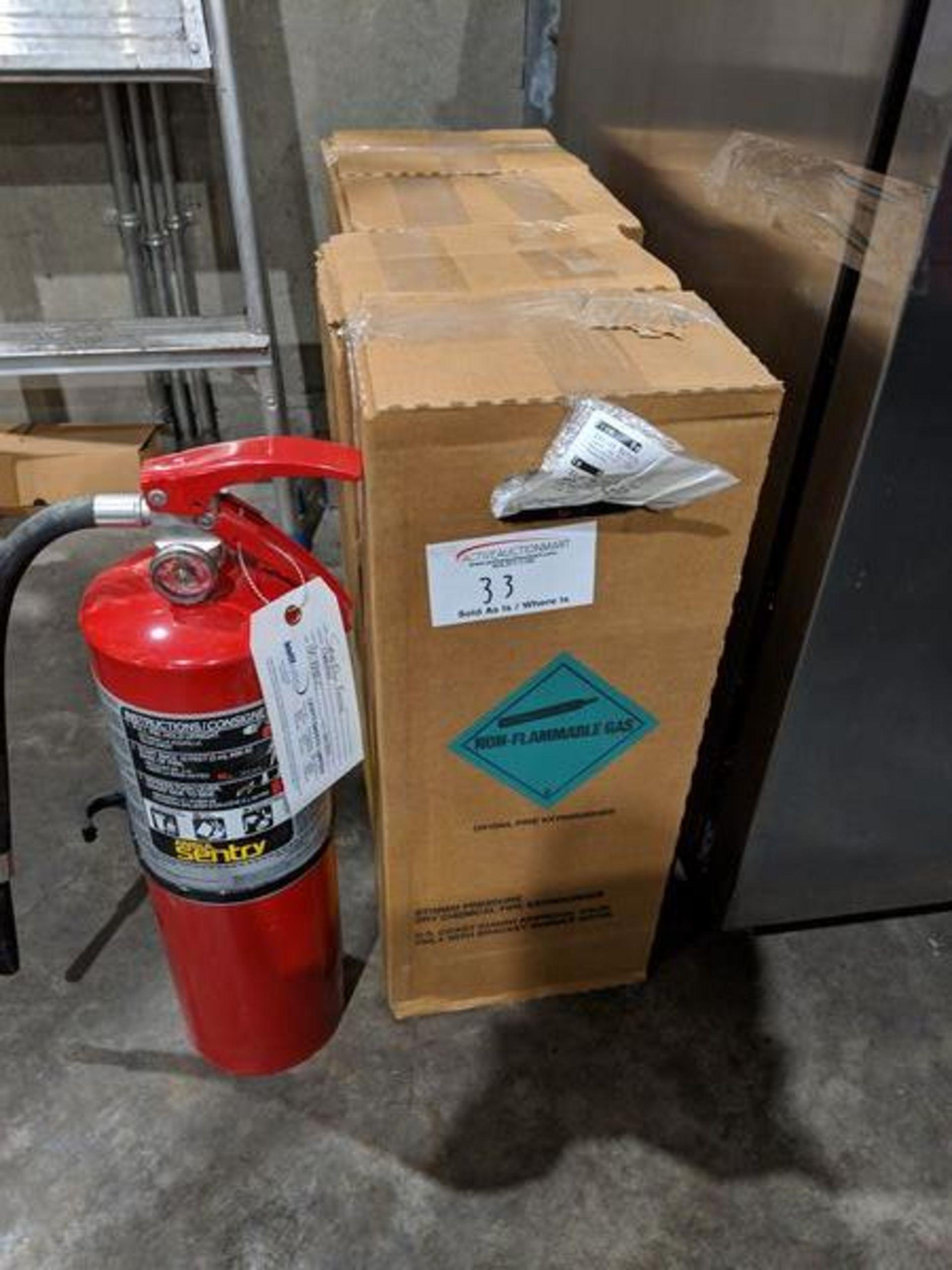 Lot 33 - 4 Ansul New Fire Extinguishers