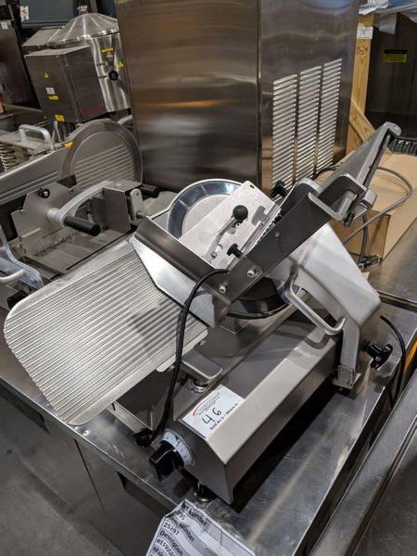 Lot 46 - Scharfen Type E2000 Electric Slicer