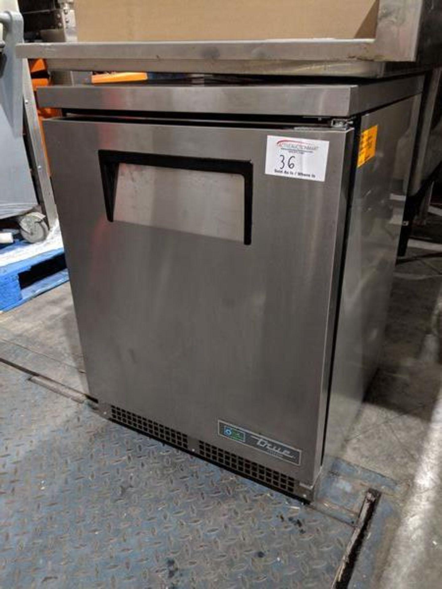 Lot 36 - As new TUC-24F-HC Undercounter Freezer. New Cost $2700.00