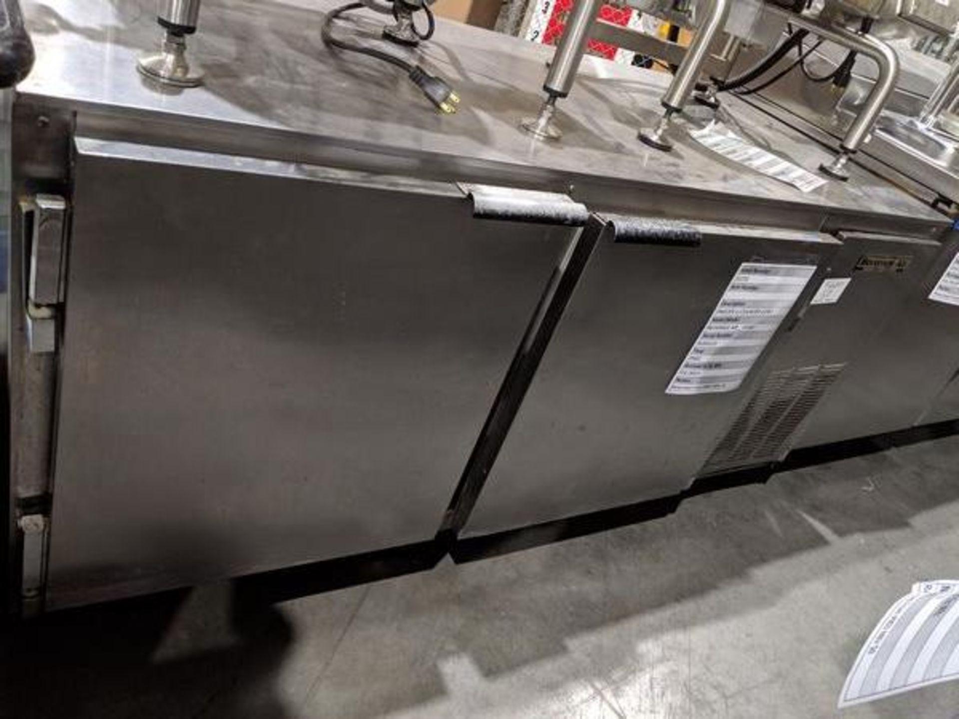 Lot 50 - Beverage Air Model UFC67 Undercounter Freezer
