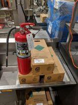 Lot 2 - 3 Ansul Fire Extinguishers