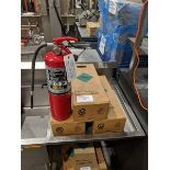 Lot 2 - 3 Ansul Fire Extinguishers