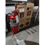 Lot 20 - 4 New Ansul Fire Extinguishers