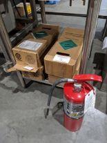 Lot 9 - 4 Ansul New Fire Extinguishers