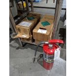 Lot 9 - 4 Ansul New Fire Extinguishers