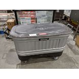 Lot 55 - Igloo Cooler on Casters