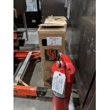 Lot 25 - 3 Ansul Fire Extinguishers