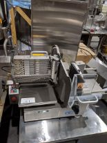 Lot 41 - Scharfen Type VA4000, Model VA2000 Auto Slicer - Replacement cost over $20,000
