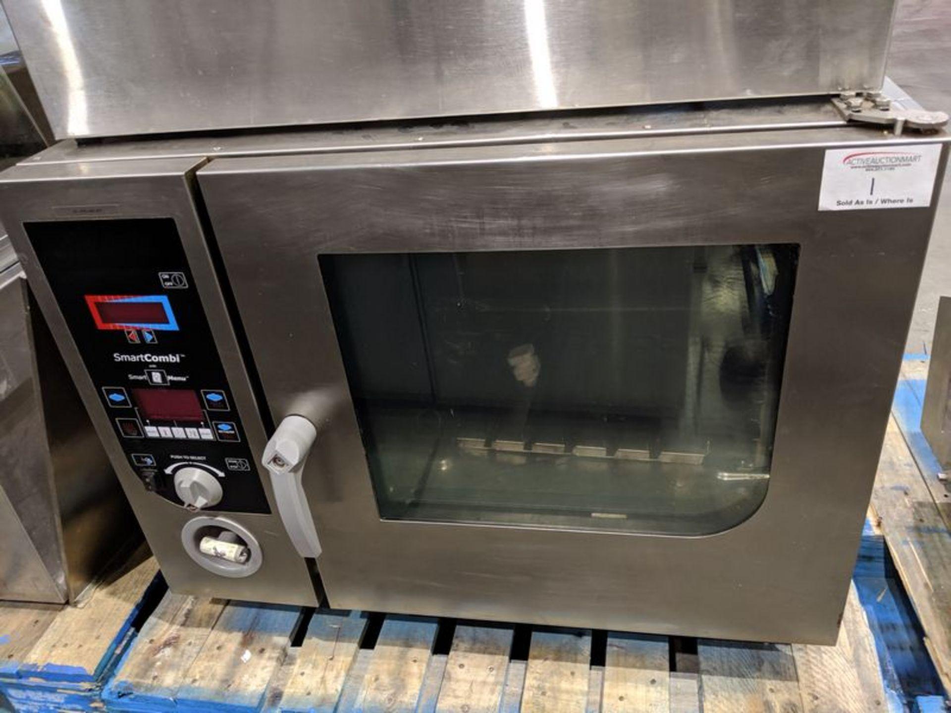 Lot 1 - Henny Penny Model ESC-615 Smart Combi Oven