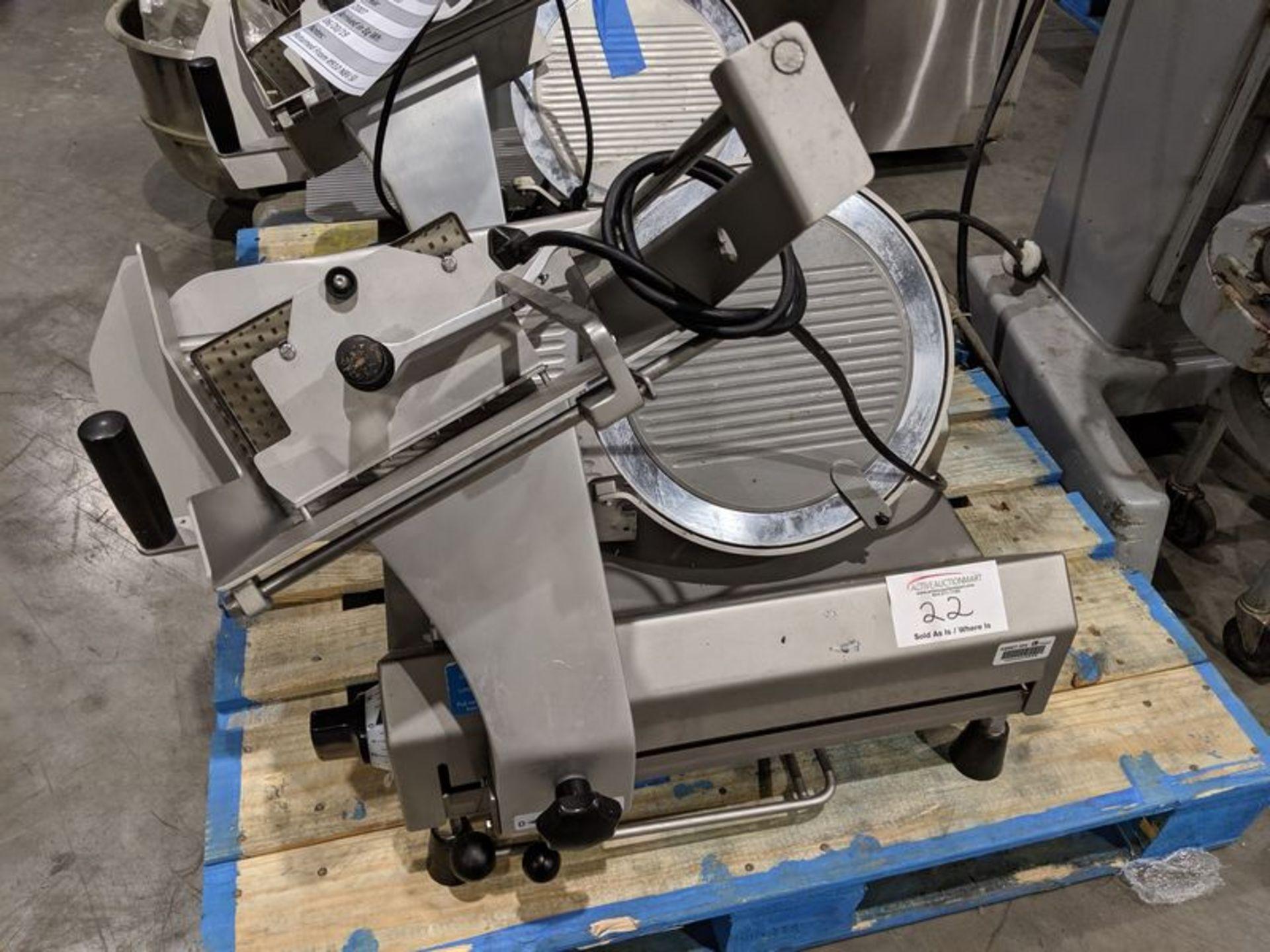 Lot 22 - Sharfen G330 Electric Slicer