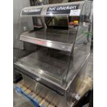 "Lot 4 - Hardt 36"" Hot Food Display Case"